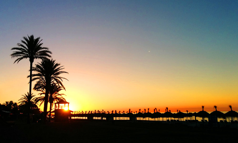 things to see and do in Marbella - Enjoy a beautiful sunrise