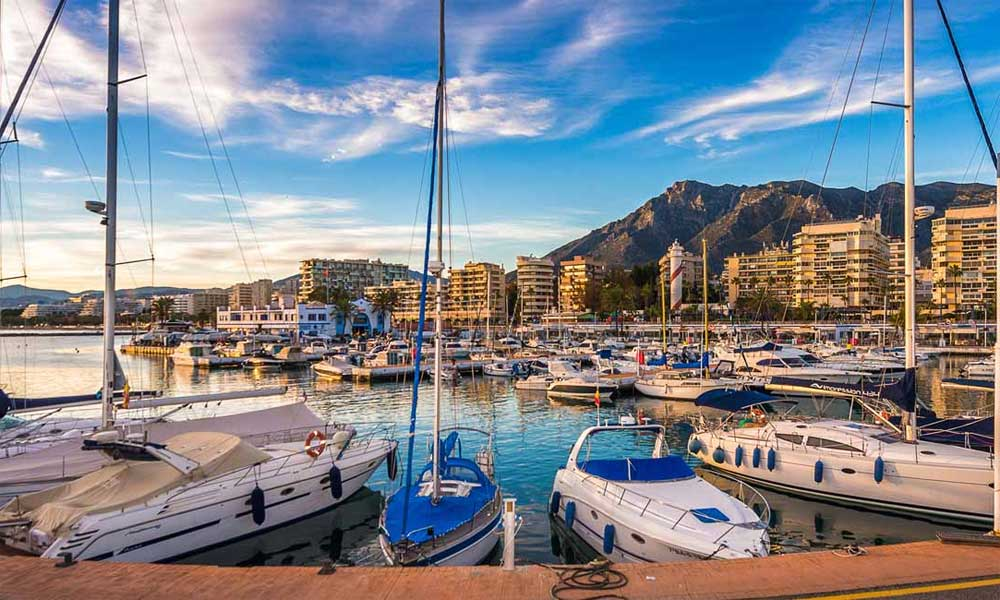 How to get to Marbella - Sailing to Marbella