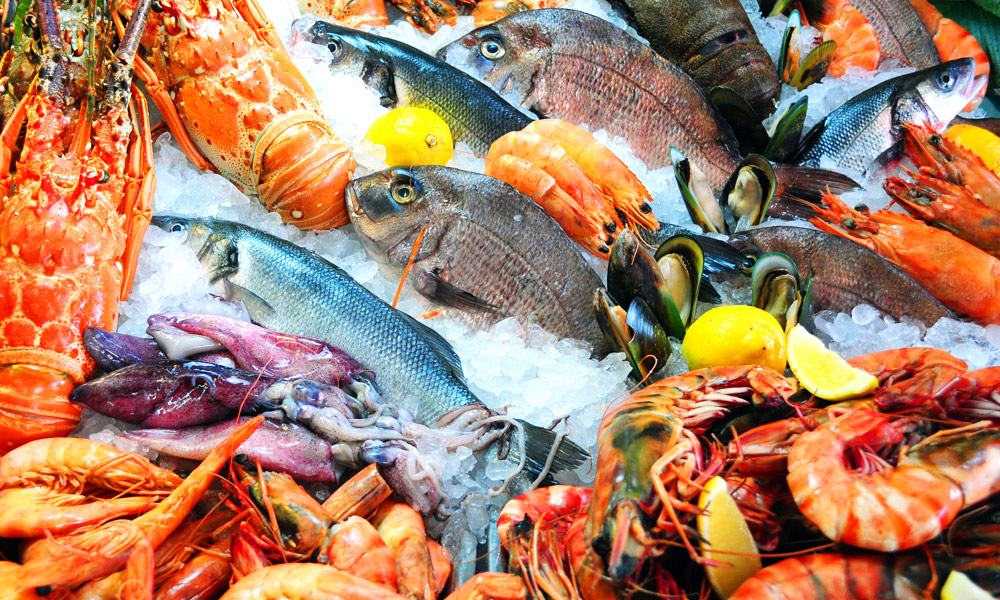 Marbella Foodie destination - Fish and Seafood