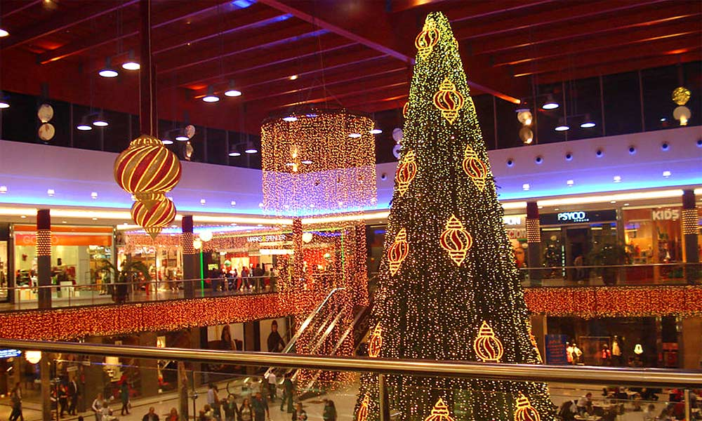 Christmas and New Year in Marbella - Christmas shopping