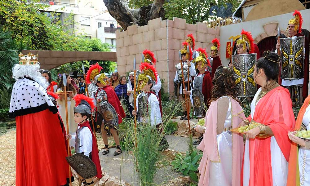 Christmas and New Year in Marbella - Living nativity scenes