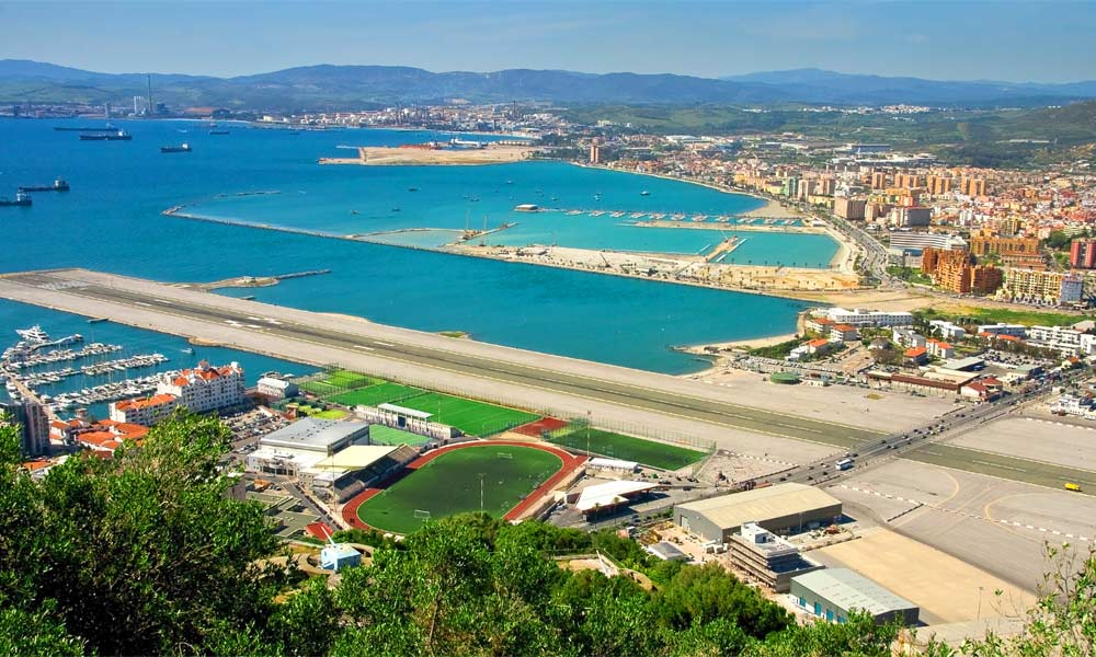 How to get to Marbella - Gibraltar airport