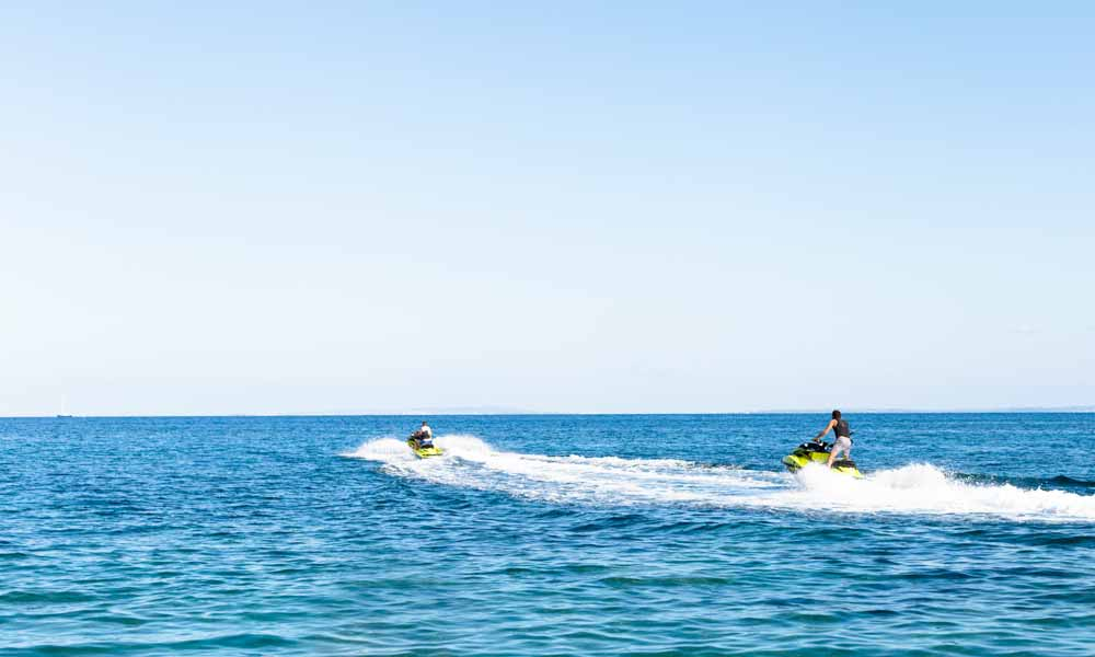things to see and do in San Antonio, Ibiza - jet ski