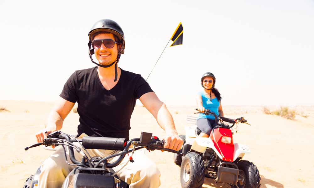 things to see and do in San Antonio, Ibiza - Quad bikes