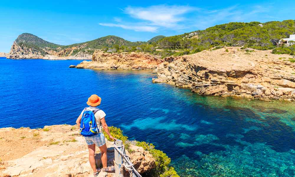 things to see and do in San Antonio, Ibiza - hiking