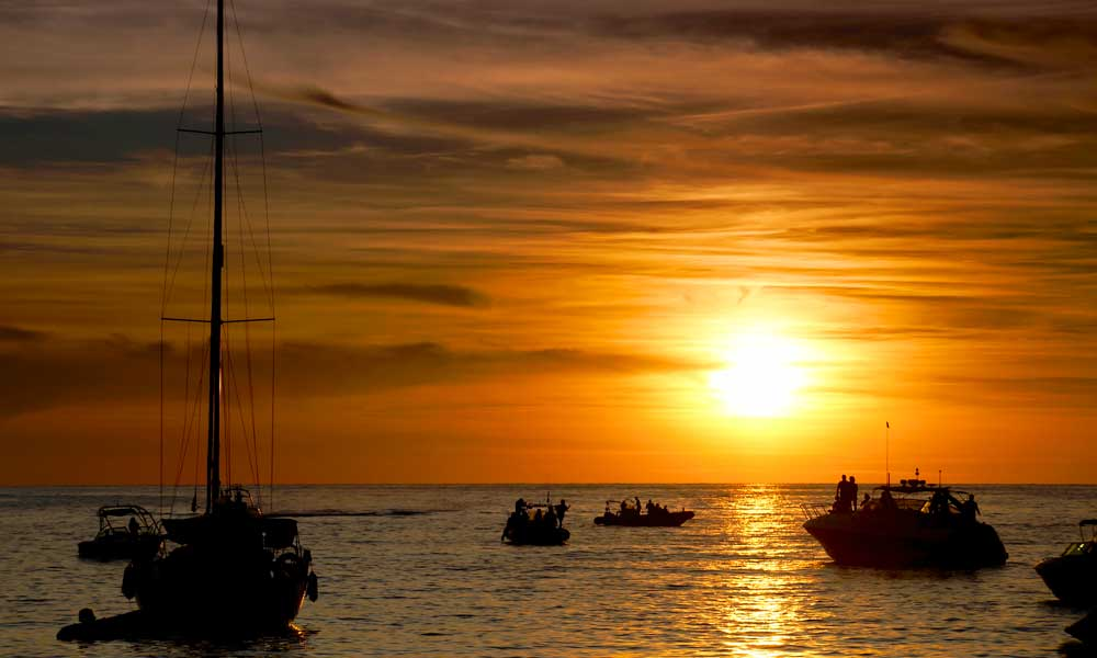 things to see and do in San Antonio, Ibiza - Sunset