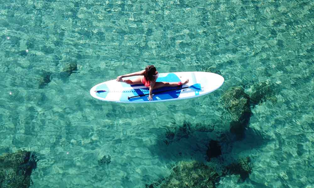 things to see and do in San Antonio, Ibiza - Sup Yoga
